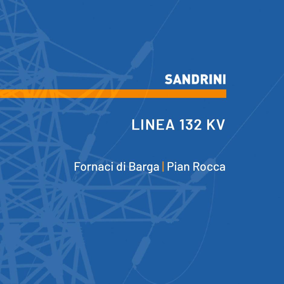 LINEA 132 kV n.506 FORNACI DI BARGA – PIAN ROCCA