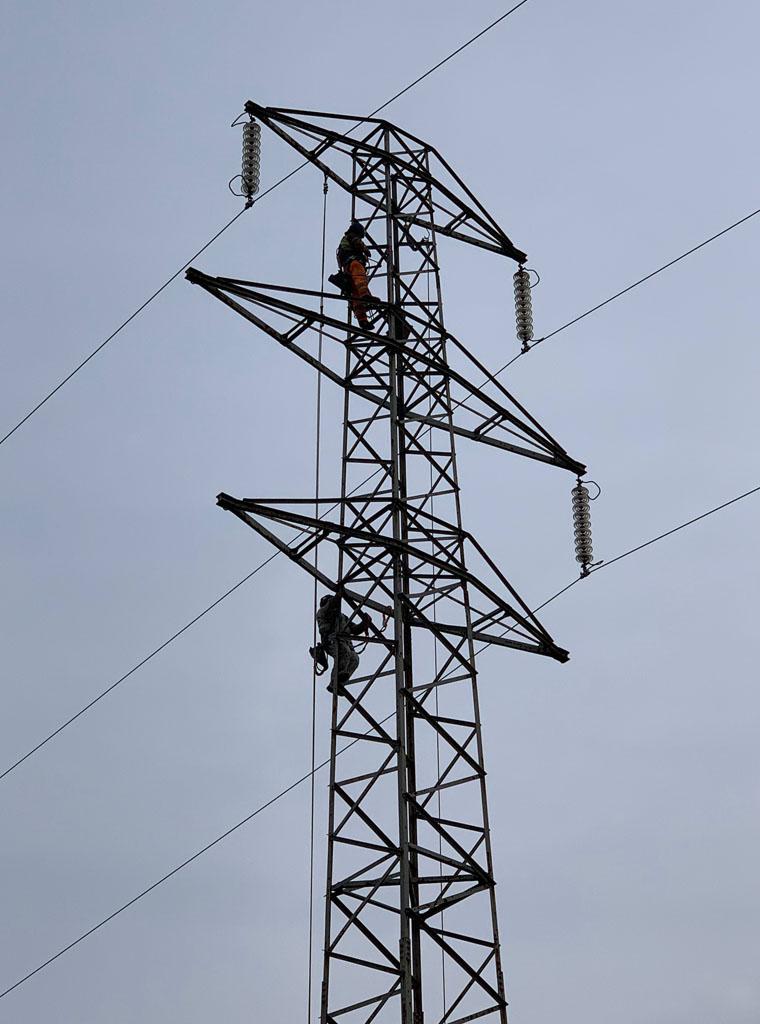 ELETTRODOTTO 132 kV T.23.707D2 CTE MINCIO – V. MANTOVANA
